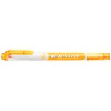 ゼブラ ジャストフィット 蛍光ペン WKT17 黄橙