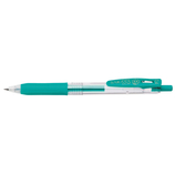 ゼブラ サラサクリップ 0.4mm JJS15-BG ブルーグリーン