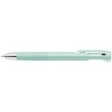ゼブラ(ZEBRA) ブレン2+S 0.5mm B2SAS88-BG ブルーグリーン│ボールペン 多機能ペン