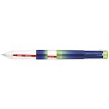 ゼブラ(ZEBRA) サラサセレクト ネオンカラー 5色ホルダー S5A20−NO−SG  シャイニーグリーン│ボールペン ゲルインクボールペン