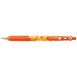 ゼブラ(ZEBRA) サラサクリップ×ミスタードーナツ ボール径0.5mm JJ29−MD レッドオレンジ