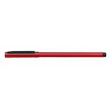 ゼブラ(ZEBRA) フォルティアem. エマルジョンボールペン BA98−R 赤│ボールペン