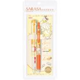 ゼブラ(ZEBRA) サラサ ディズニープリンセスセット SE‐S5A20‐DSP‐BL ベル