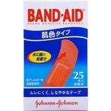 J&J バンドエイド肌色 スタンダード25枚