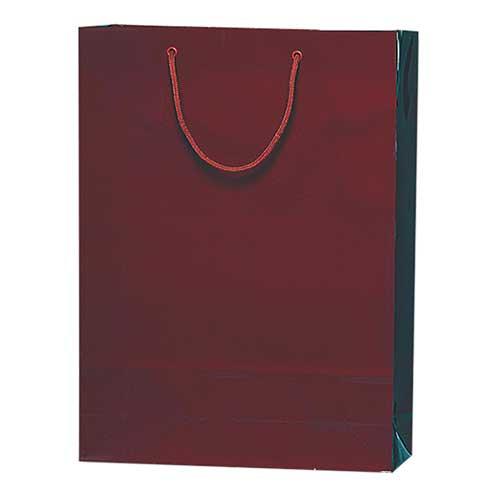 シモジマ ヘイコー 手提袋 ブライトバッグ G2 エンジ