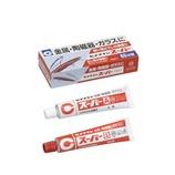 セメダイン スーパー 40gセット│接着剤 エポキシ系接着剤