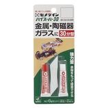 セメダイン ハイスーパー30 6gセット│接着剤 エポキシ系接着剤