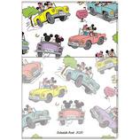 【2019年12月始まり】 サンスター文具 ママ手帳 ミッキーマウス B6 マンスリー S2950510 ドライブ 月曜始まり