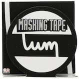 サンスター文具 マスキングテープ UUUMデザイン S4834798 幅15mm×長5m巻│シール マスキングテープ