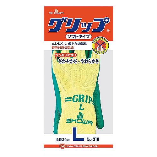 ショーワ 作業手袋 グリップ ソフトタイプ 310 L
