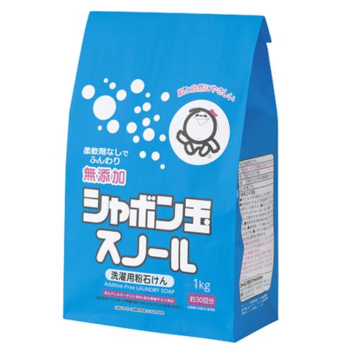 シャボン玉 粉石けんスノール 1kg