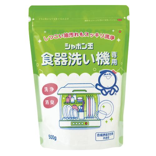 シャボン玉石けん シャボン玉食器洗い機専用 500g