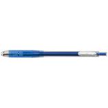 サクラクレパス ボールサインノック フチドリブルー│ボールペン 水性ボールペン