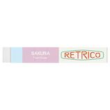 サクラクレパス レトリコ(RETRICO) 消しゴム RFR150A ミントブルー×ピンク