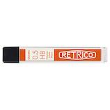 サクラクレパス レトリコ(RETRICO) 替芯 0.5 K−5RF オレンジ×ホワイト