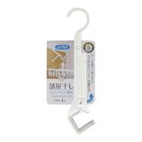東和産業 UCHI-DRY 浴室干し ワンタッチドアフック ホワイト