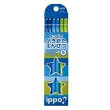 トンボ かきかた鉛筆 KB-KPM02-B