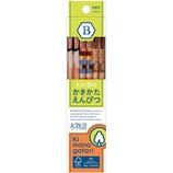 トンボ鉛筆 かきかた鉛筆F02黄緑B KB−KF02B