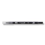 トンボ鉛筆 デュアルブラッシュペン  AB−TN00 ブレンダーペン Colorless