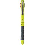 トンボ鉛筆 リポータースマート 2色ボールペン 0.5mm BC−WRLE62 グリーン