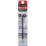 トンボ鉛筆 リポーター(REPORTER) 油性ボールペン替芯CLE BR-CLE33 黒│ボールペン ボールペン替芯