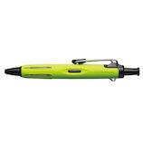 トンボ鉛筆 加圧式油性ボールペン エアプレス 0.7mm BC‐AP65 ライムグリーン