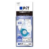 トンボ鉛筆 ピット(PiT) エアーミニ つめ替えタイプ レフィル PR−CAS│のり テープのり