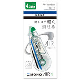 トンボ モノエアー4 CT−CA4 グリーン