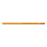 トンボ鉛筆 消しゴム付鉛筆 2558 HB
