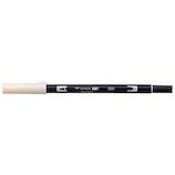 トンボ鉛筆 デュアルブラッシュペン AB‐T020