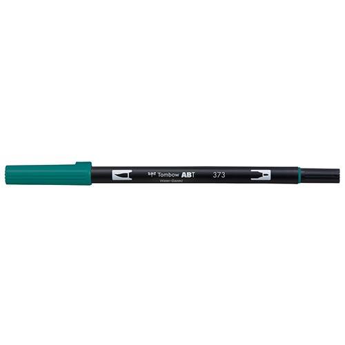 トンボ鉛筆 デュアルブラッシュペン AB‐T373