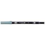 トンボ鉛筆 デュアルブラッシュペン AB‐T491│マーカー・サインペン サインペン・水性マーカー