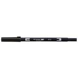 トンボ鉛筆 デュアルブラッシュペン AB‐TN15