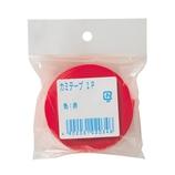 トーヨー カラー紙テープ 1P 113101 赤