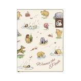 【2020年12月始まり】 ダイゴー Disney Diary B6 マンスリー E6171 プー&フレンズ 月曜始まり