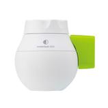 東レ(TORAY) 新感覚浄水器 ウォーターボール WB600B ホワイト×グリーン