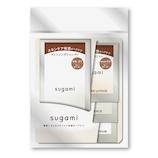 sugami 4種 サシェセット│トリートメント 洗い流さないトリートメント・ヘアオイル