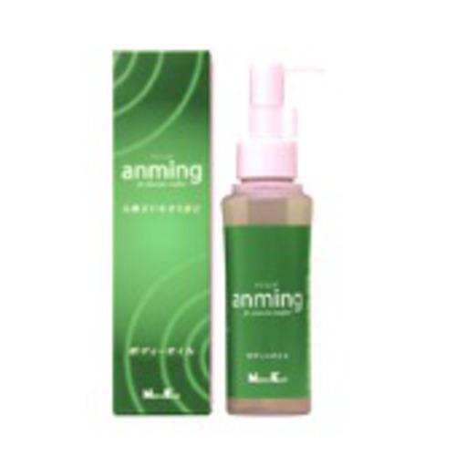 安(an)眠(min)の新提案。眠りを促すレモン、オレンジ、バジル、ゼラニウム(ソフトフレッシュフローラル)の香り。 アンミング ボディーオイル 100ml