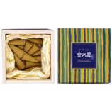 日本香堂 かゆらぎコーン 金木犀