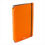 ナカバヤシ 折りたたみクリップボード QB−FA4E−OR オレンジ