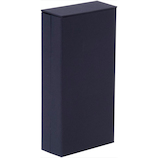 ナカバヤシ ライフスタイルツール ウォールボックスS LST-WB01BK ブラック