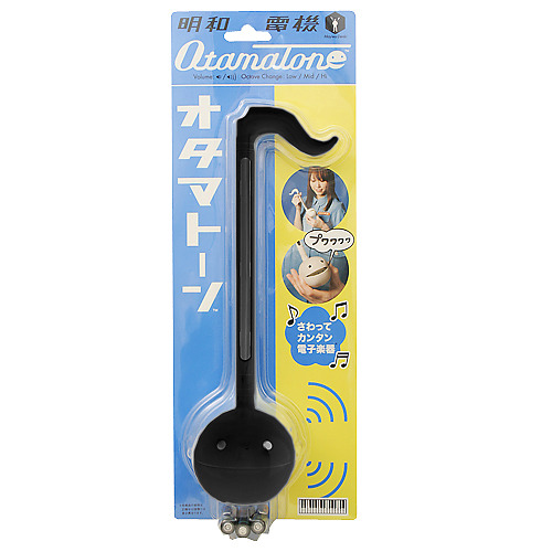 明和電機 オタマトーン ブラック