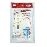 ボンスター 水切りゴミ袋 ごみシャット 細型排水口用