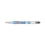 パイロット(PILOT) 布書きペン タフウォッシュ 極細 MNN-12EF-B 0.48mm│マーカー・サインペン サインペン・水性マーカー