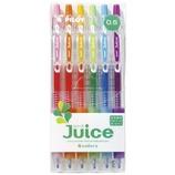 パイロット Juice ゲルインキボールペン 極細0.5mm 6colors