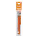 パイロット(PILOT) フリクション ポイントノック04 LFPKRF-12S4 0.4mm オレンジ│ボールペン 消せるボールペン