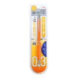 ぺんてる オレンズ 0.3mm オレンジ XPP603G−F