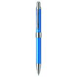 ぺんてる ビクーニャ EX2シリーズ 油性ボールペン BX2007S ライトブルー