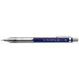 ぺんてる シャープペンシル PG-METAL350 0.5mm PG315-C ディープブルー│製図用品 製図用シャープペンシル