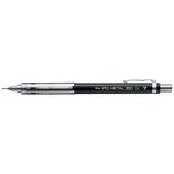 ぺんてる シャープペンシル PG-METAL350 0.7mm PG317-A ブラック│製図用品 製図用シャープペンシル